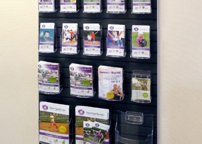 Flexislot Hanging Leaflet Holders